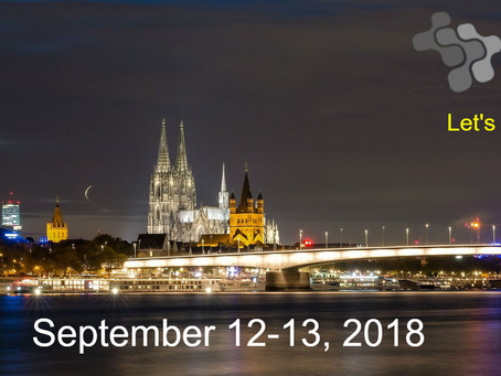 MGSDPro going to DMEXCO 18