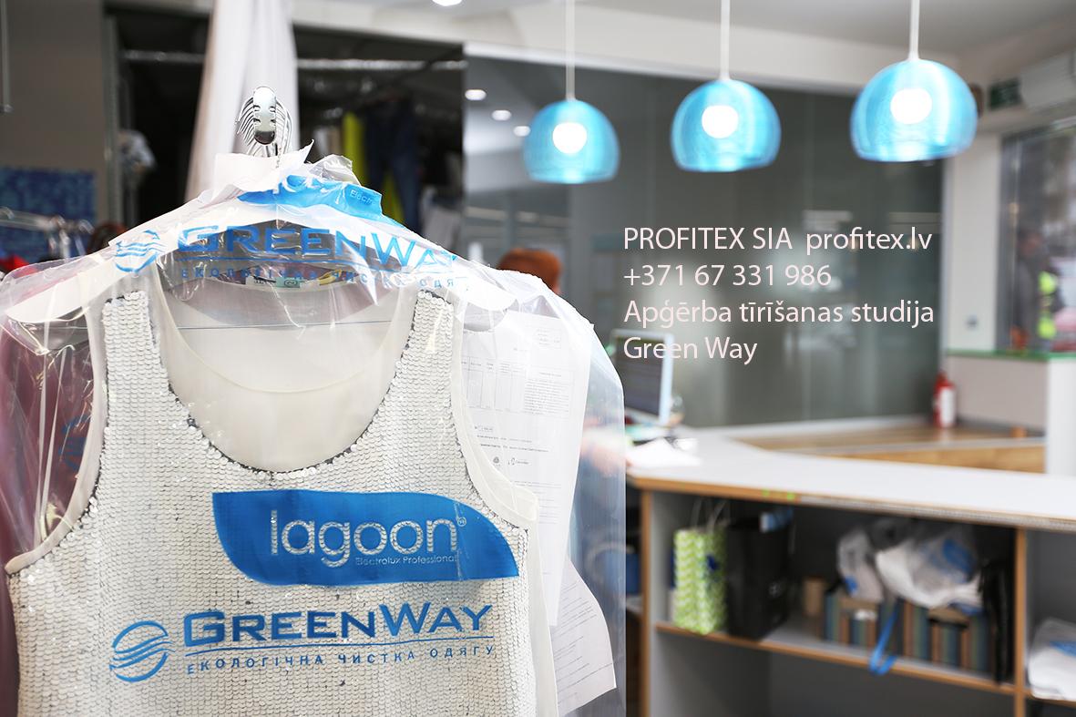 PROFITEX SIA green way 023