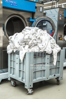 washing machine JENSEN Profitex 003
