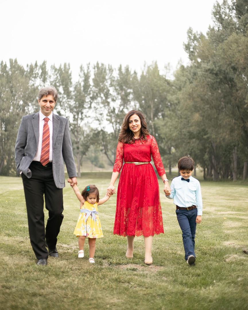 Calgary Family