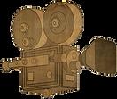 Altertümlich Filmkamera 2