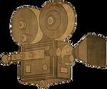 Cámara vieja moda de la película 2