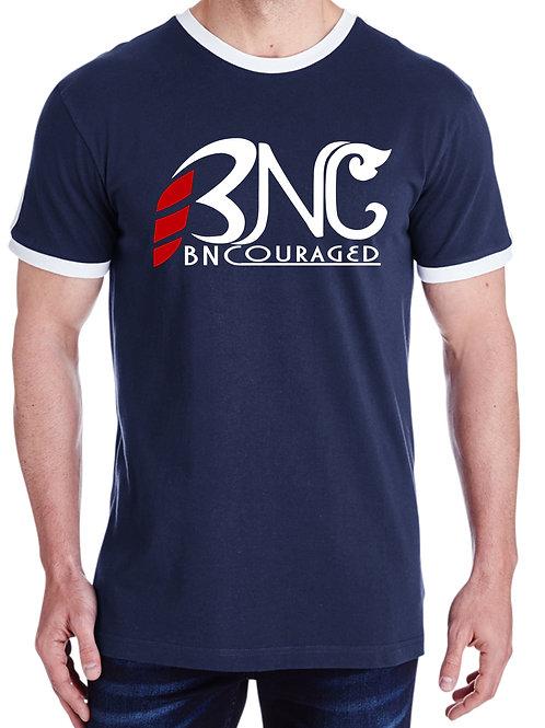 BNC Baseball Tee N/W