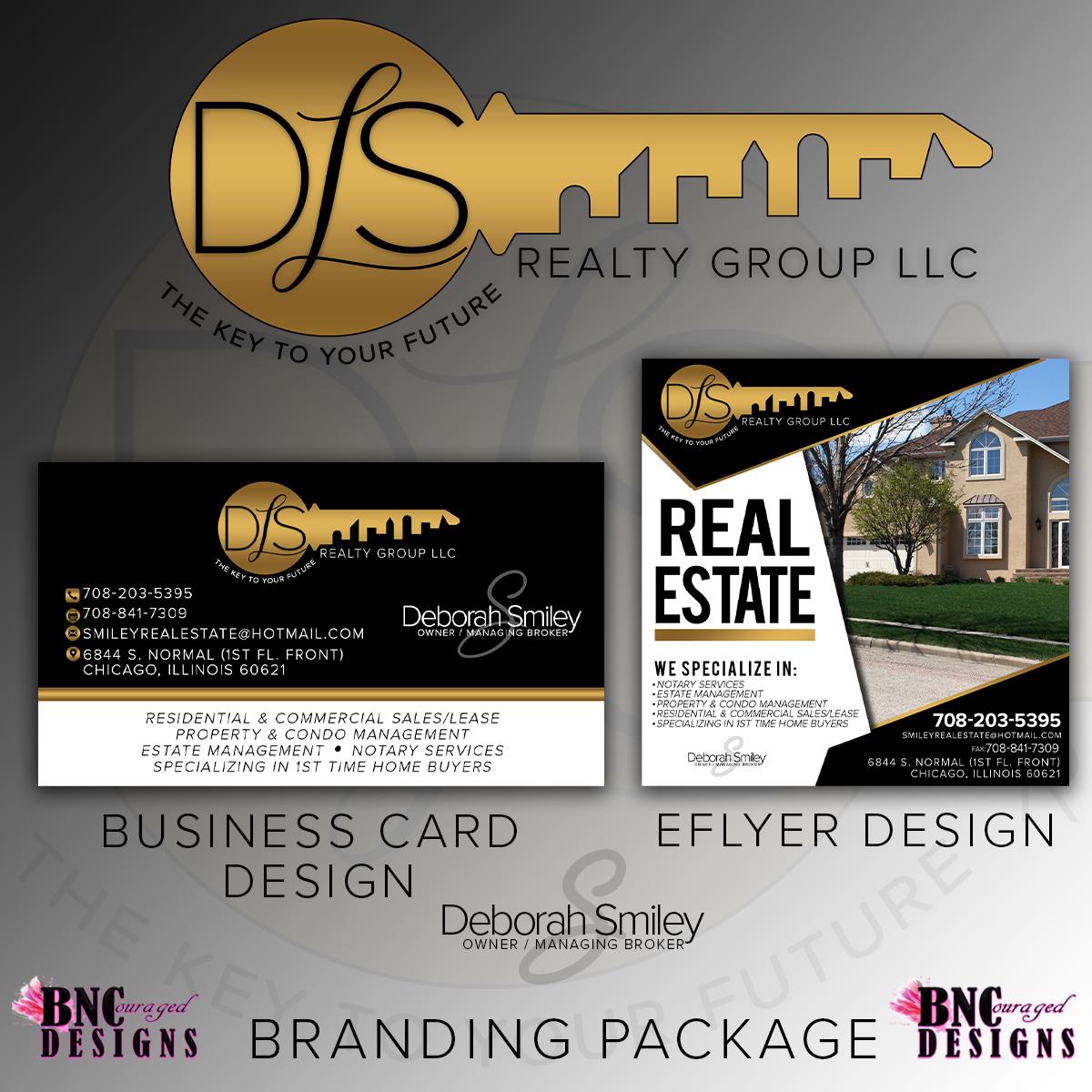 DLS branding package