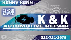 BUSINESS CARD KENNY KERN