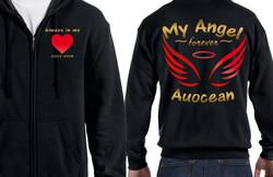 Auocean tshirt design coby