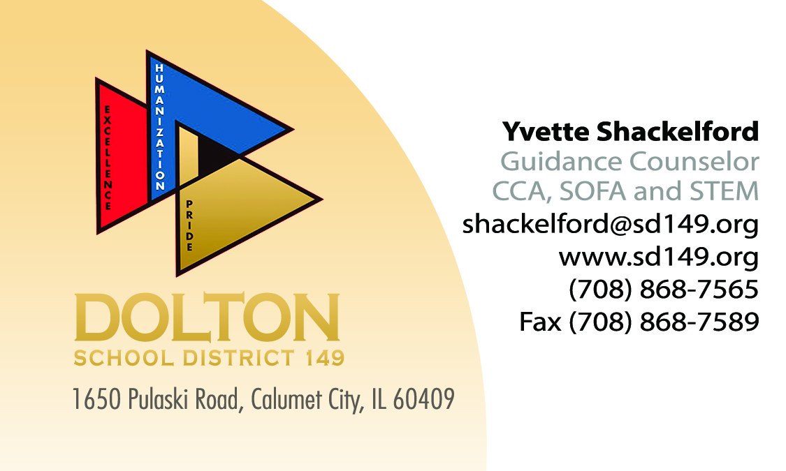 Dolton School District BC shackelford