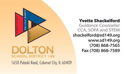 Dolton School District BC shackelford