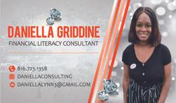 Daniella Griddine BC 1