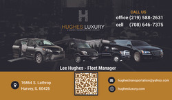 we ride transpotation business cards