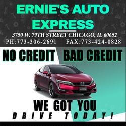 Ernies Express