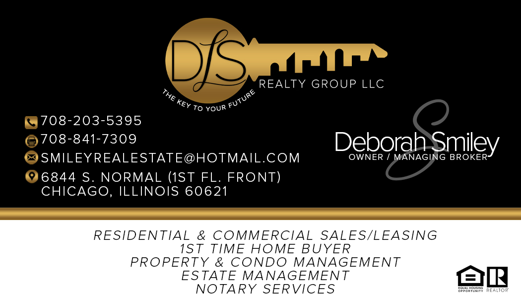 DLS Realty Business Card