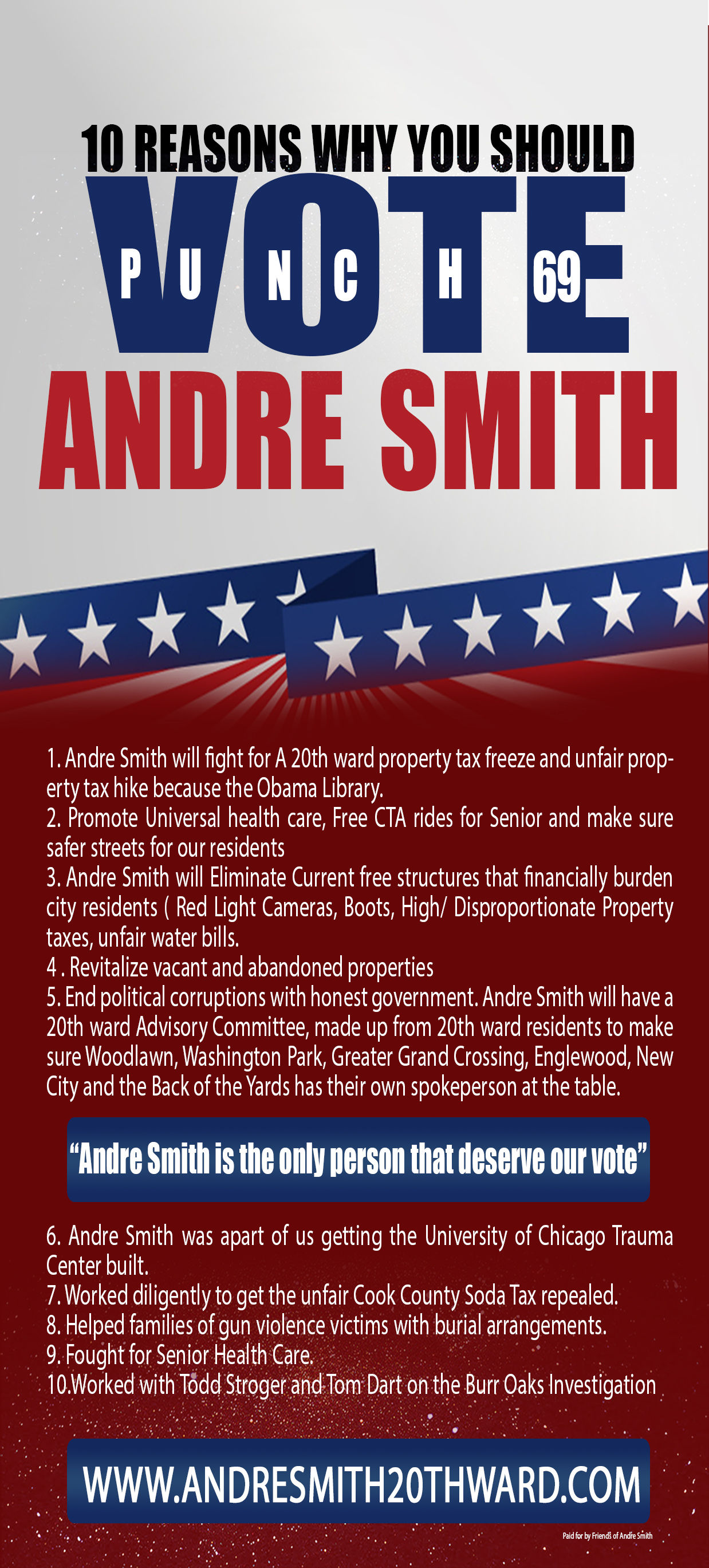 andre smith 4x9