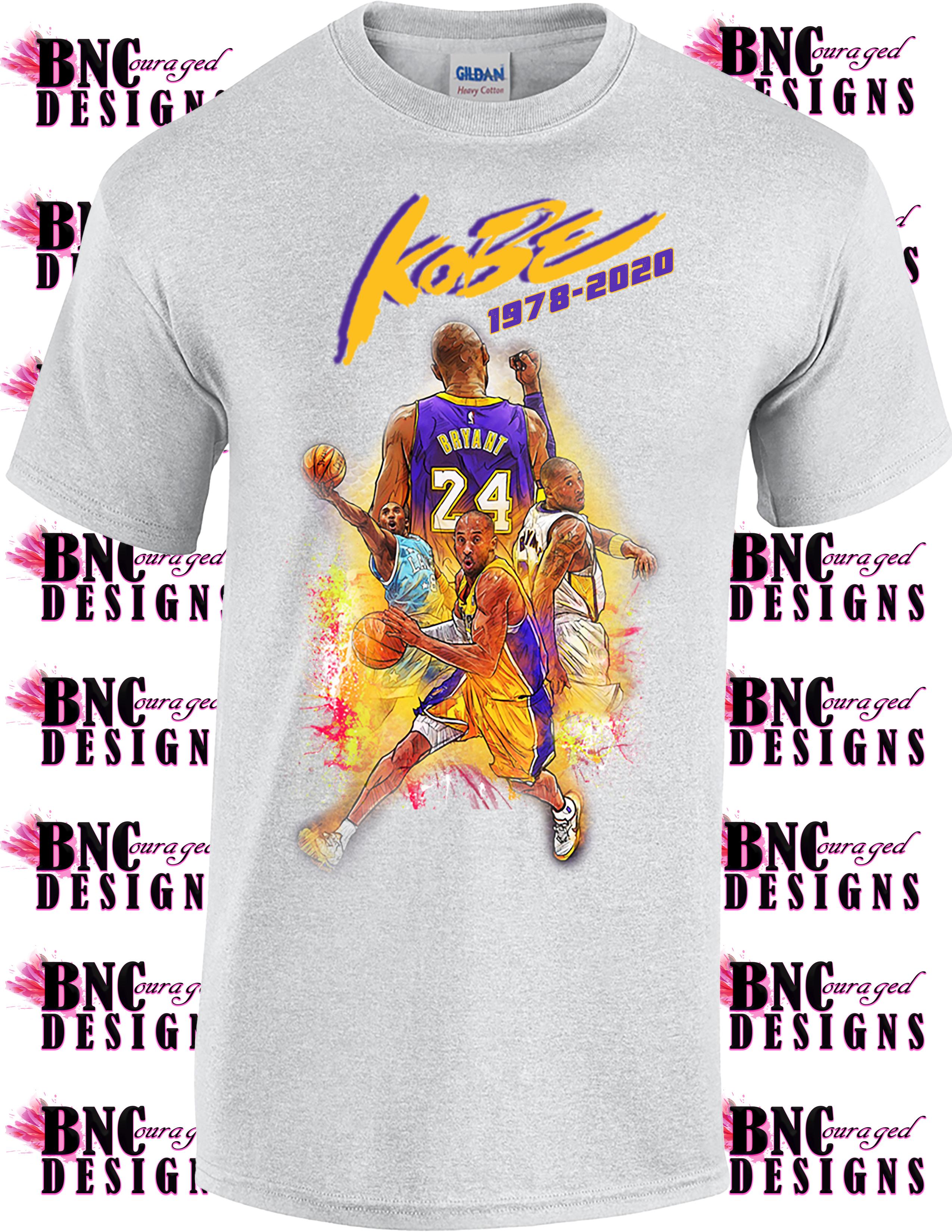 Kobe Tshirt Design