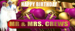 crews birthday