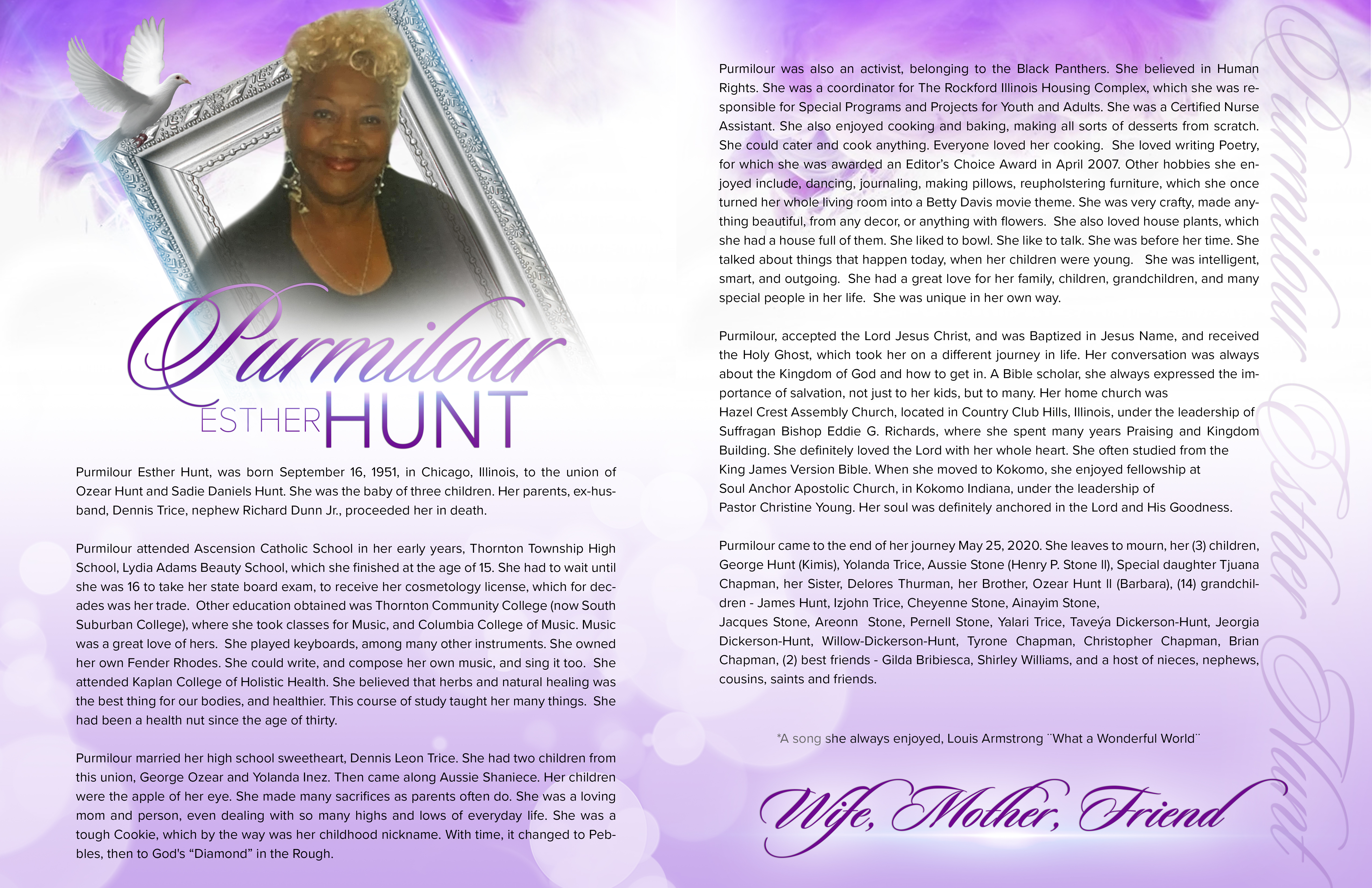 esther hunt obit 1
