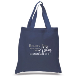 BEAUTY FOR ASHES BAG
