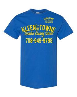 Tshirt Front KLEENE TOWNE