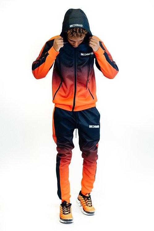 Orange Tracksuit