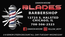 blades barber