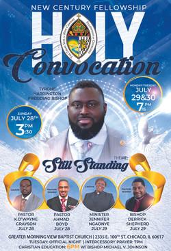 harrington convocation flyer REVISED
