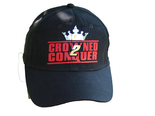 Crowned2Conquer Dad Hat