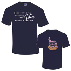 BEAUTY FOR ASHES TSHIRT
