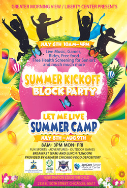 BISHOP HARRINGTON SUMMER CAMP