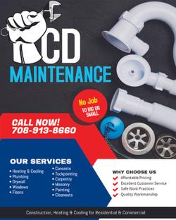 cd maintenance
