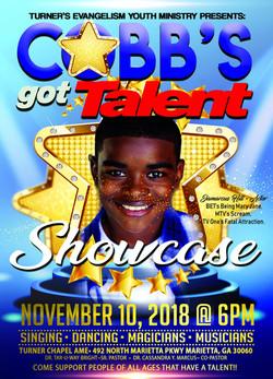 COBBS Talent Show FRONT