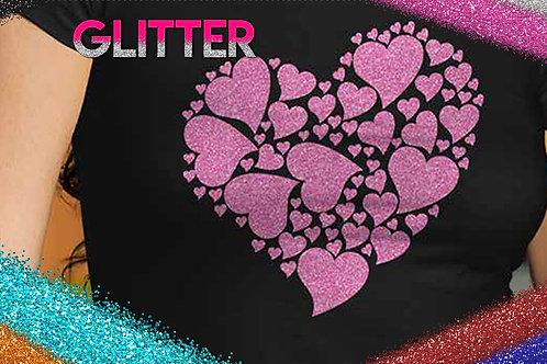 HTV Glitter