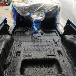 Do you need to get your truck or Jeep sprayed with a little bed liner_ Shaffers Offroad is your one