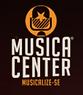 logo musica center