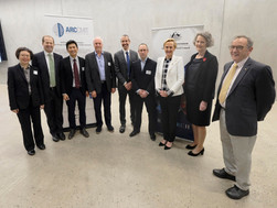 Official launch of the ARC Training Centre for Medical Implant (ARC CMIT)