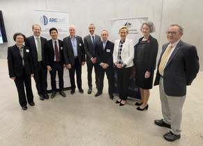 Official launch of the ARC Training Centre for Medical Implant (ARC CMIT)​