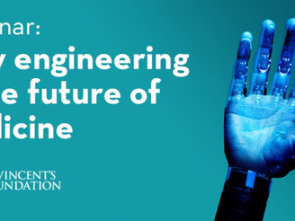 Webinar: Why  engineering is the future of medicine