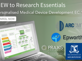 """New online module on """"Personalised Medical Device Development"""""""