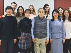 PhD students from ARC CMIT visiting Beihang University, Beijing, China