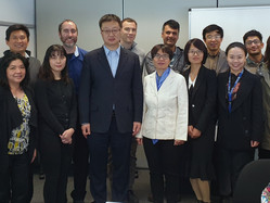 Joint workshop between ARC CMIT and the National Medical Products Administration of China