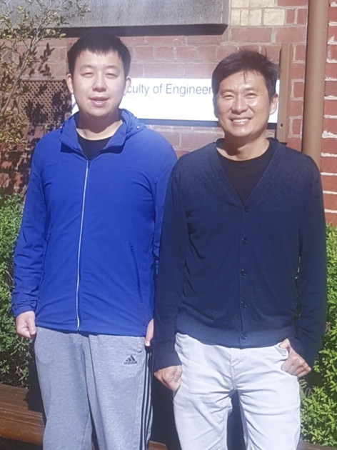 Yiheng and Peter