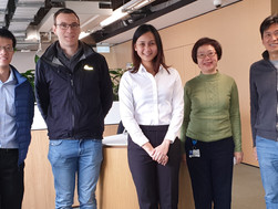 Visit from Materialise, Malaysia