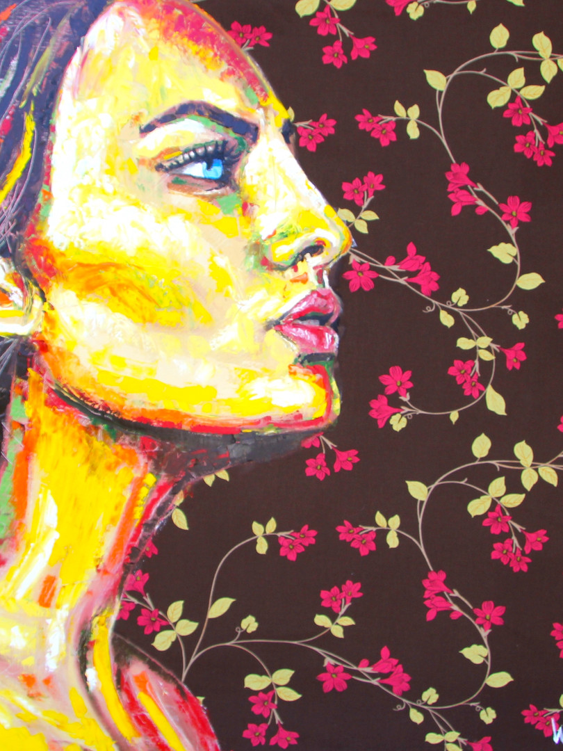 Wallflower Series #2