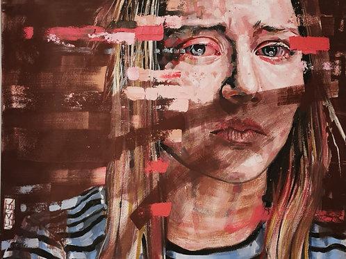 """Original """"Sad Eyes"""""""