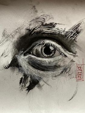 Eye Study #6