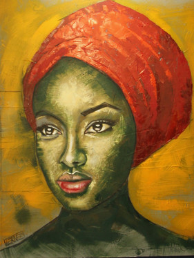 Motswana Woman
