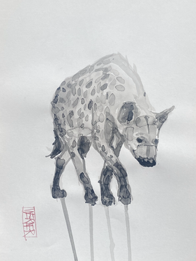 Hyena Study #6