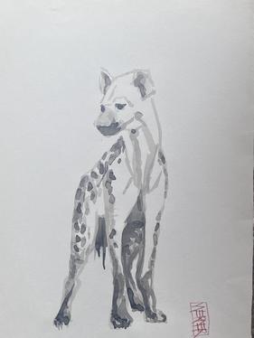 Hyena Study #4