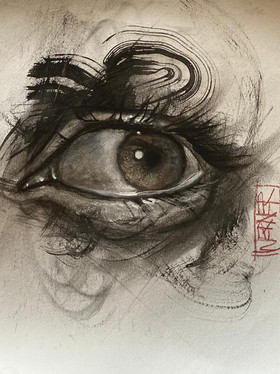 Eye Study #8