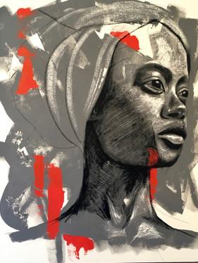 Mozambique Woman