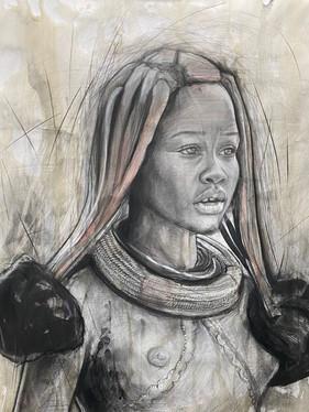 Himba Girl #2